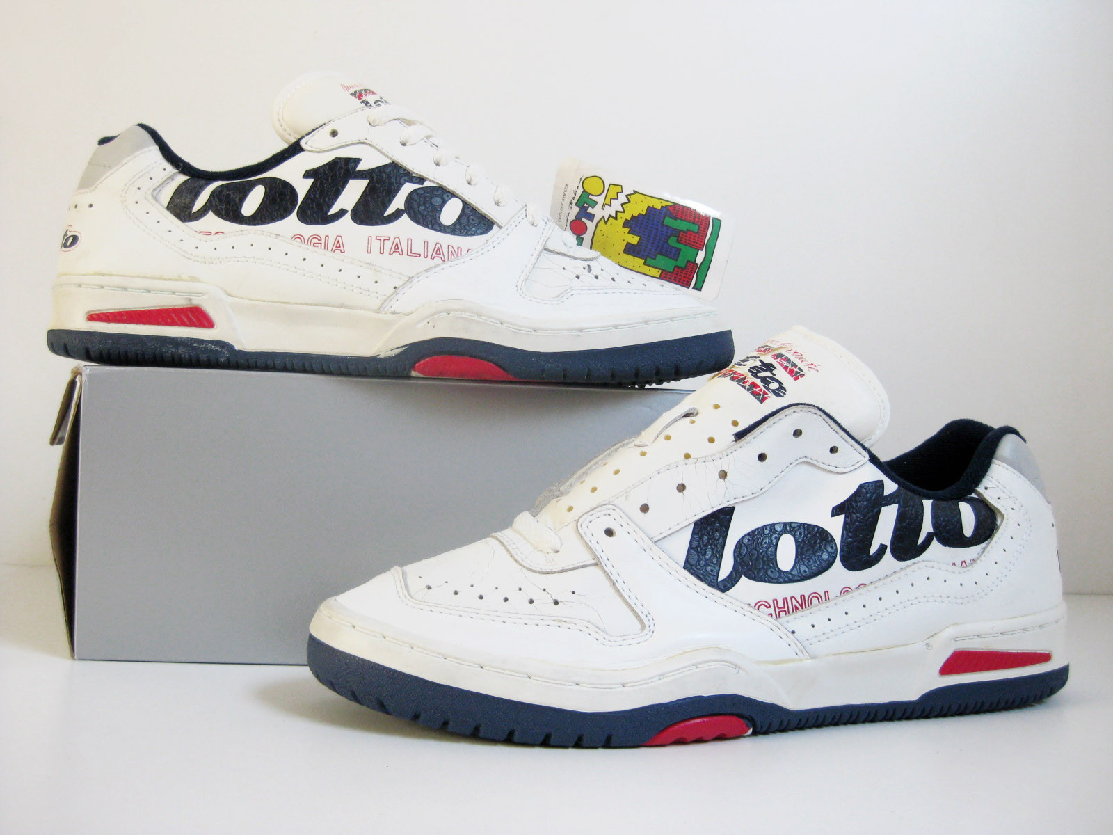 Lotto shoes classics from the 80's Hot shoes, Sneakers
